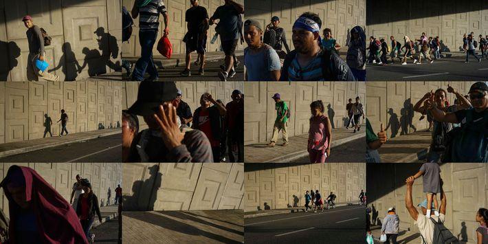 Inmigrantes de El Salvador