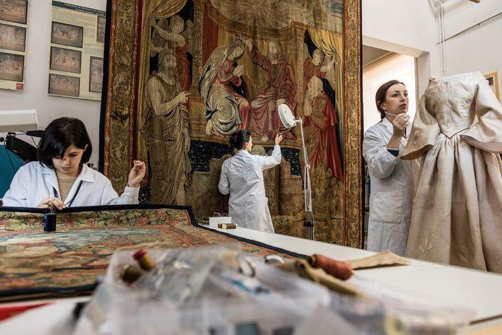 Oficina del Conservador de los Museos Vaticanos