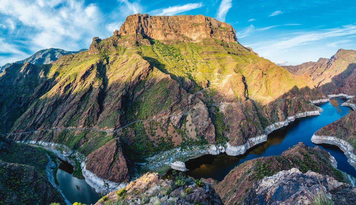 Paisaje cultural del Risco Caído y montañas sagradas de Gran Canaria