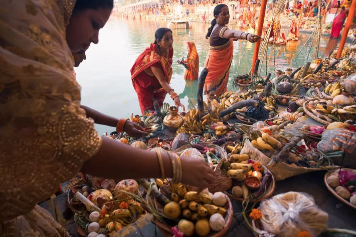 Festival de Chhath Puja