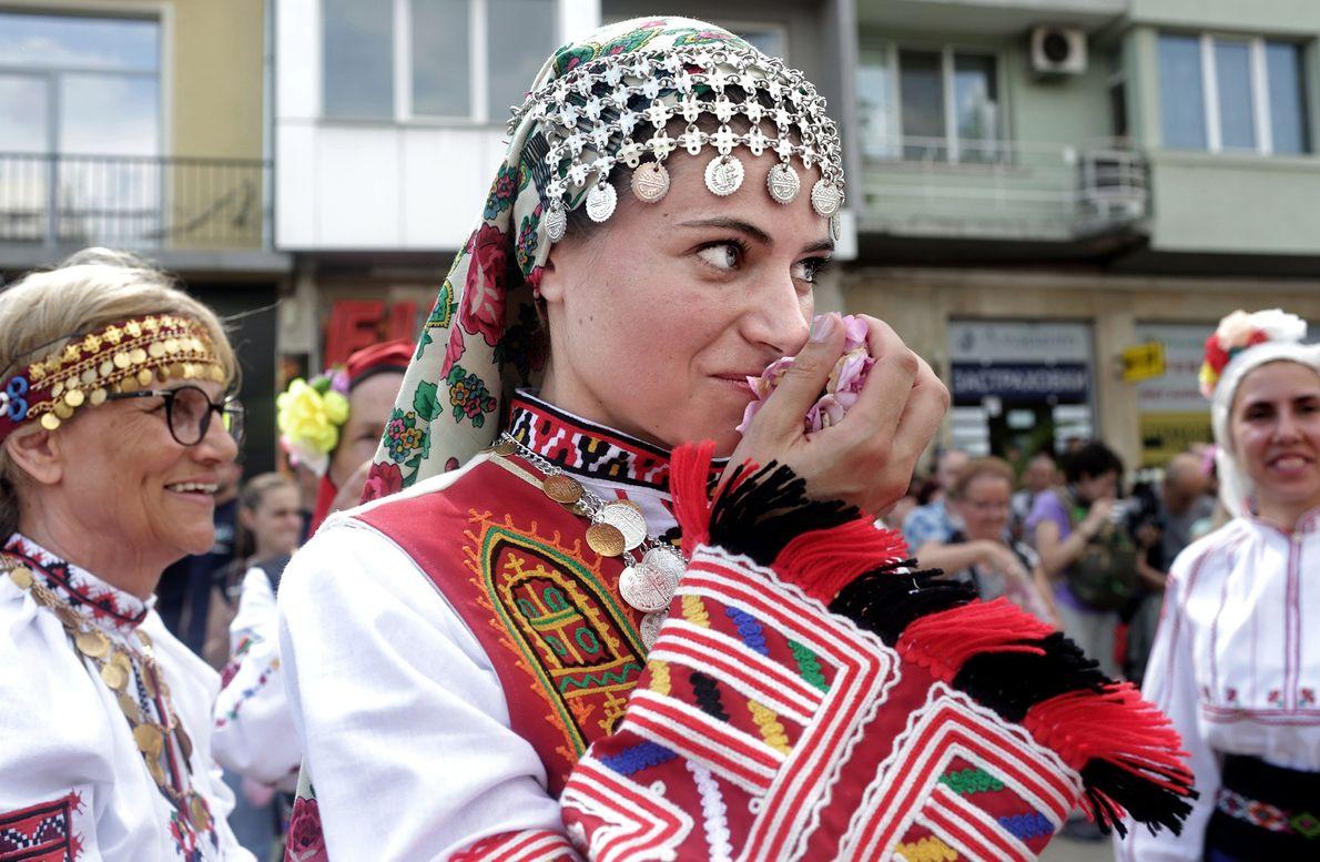 Grupo de danza folclórica