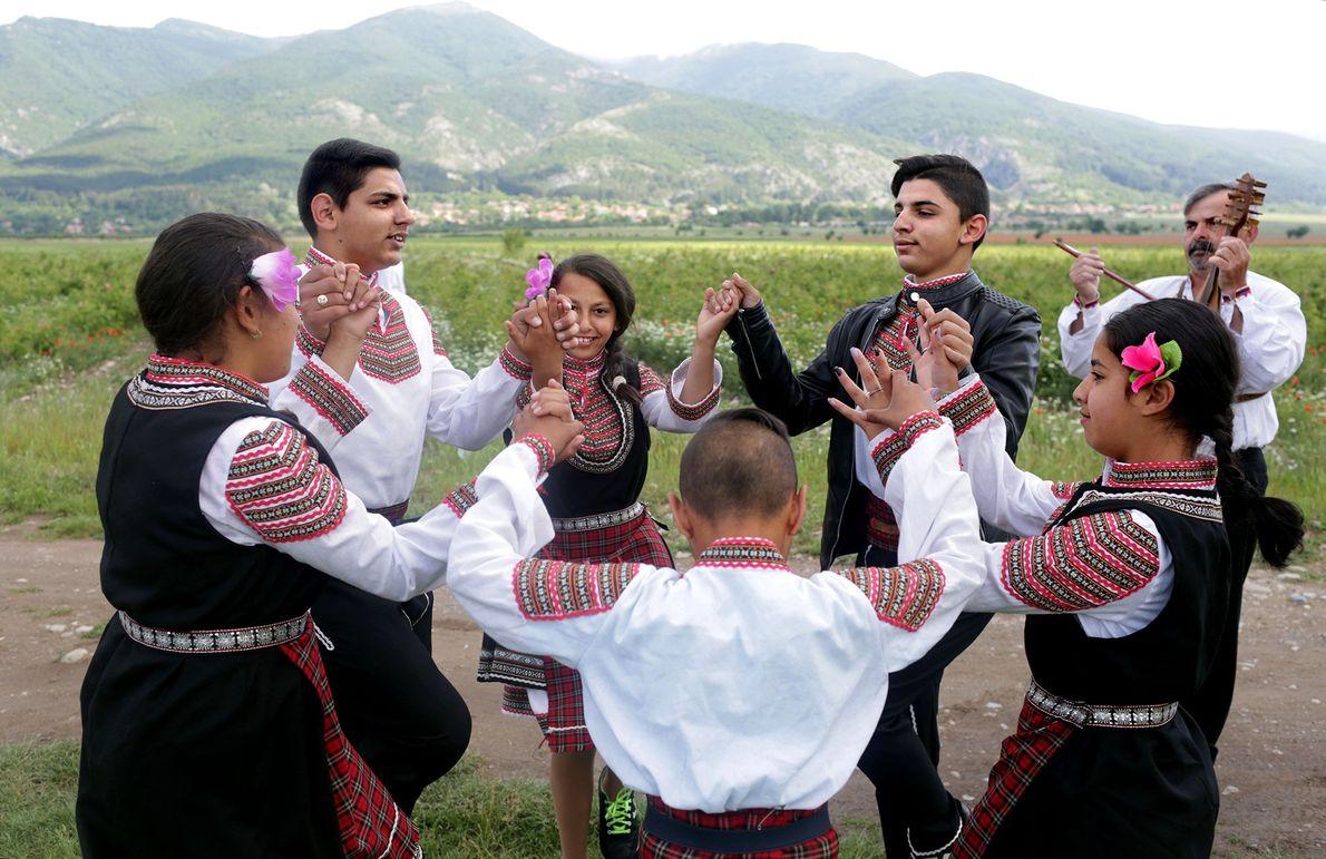 Danza folclórica