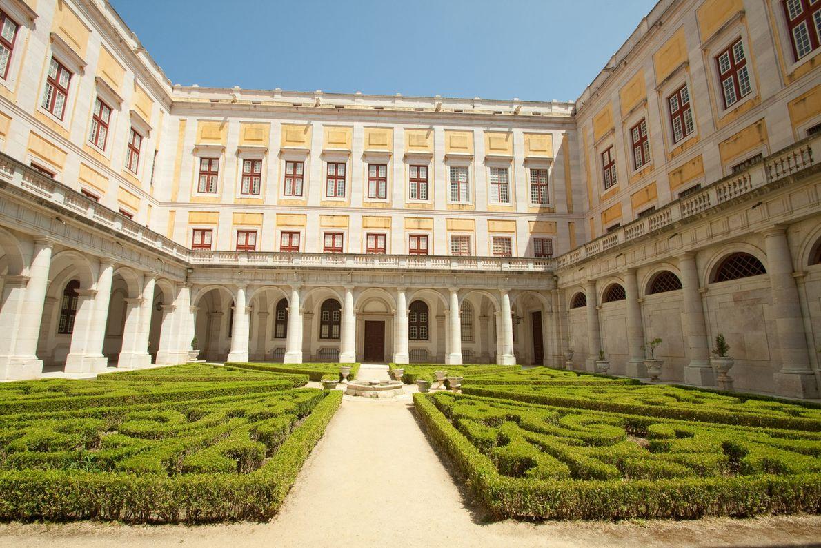 Real Obra de Mafra, Portugal