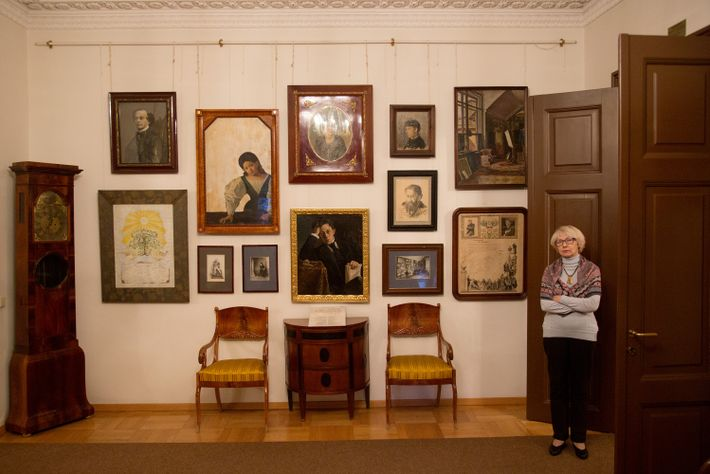 Museo de la Familia Samoilov