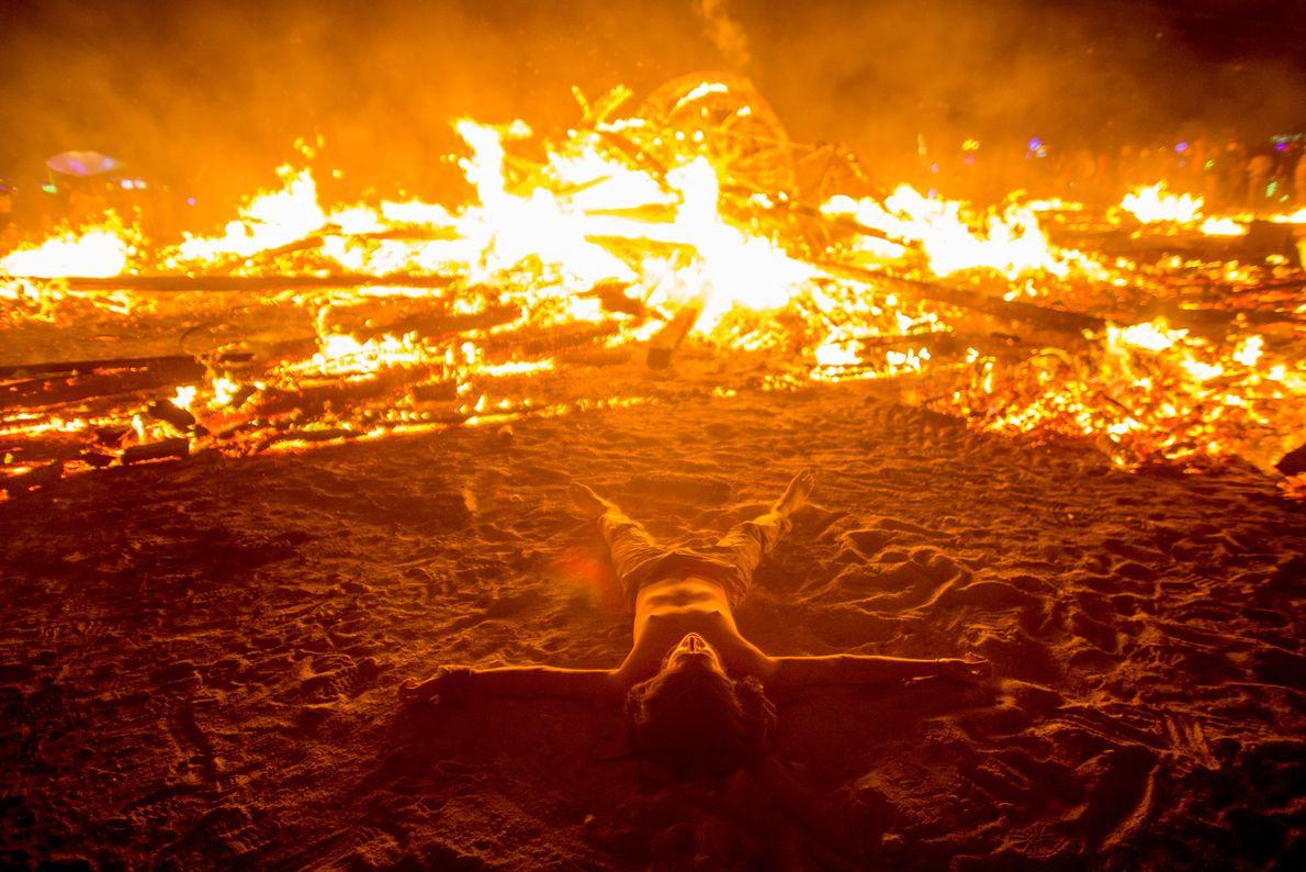 Después de la quema