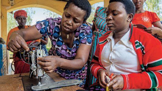 Las mujeres que cambian Ruanda