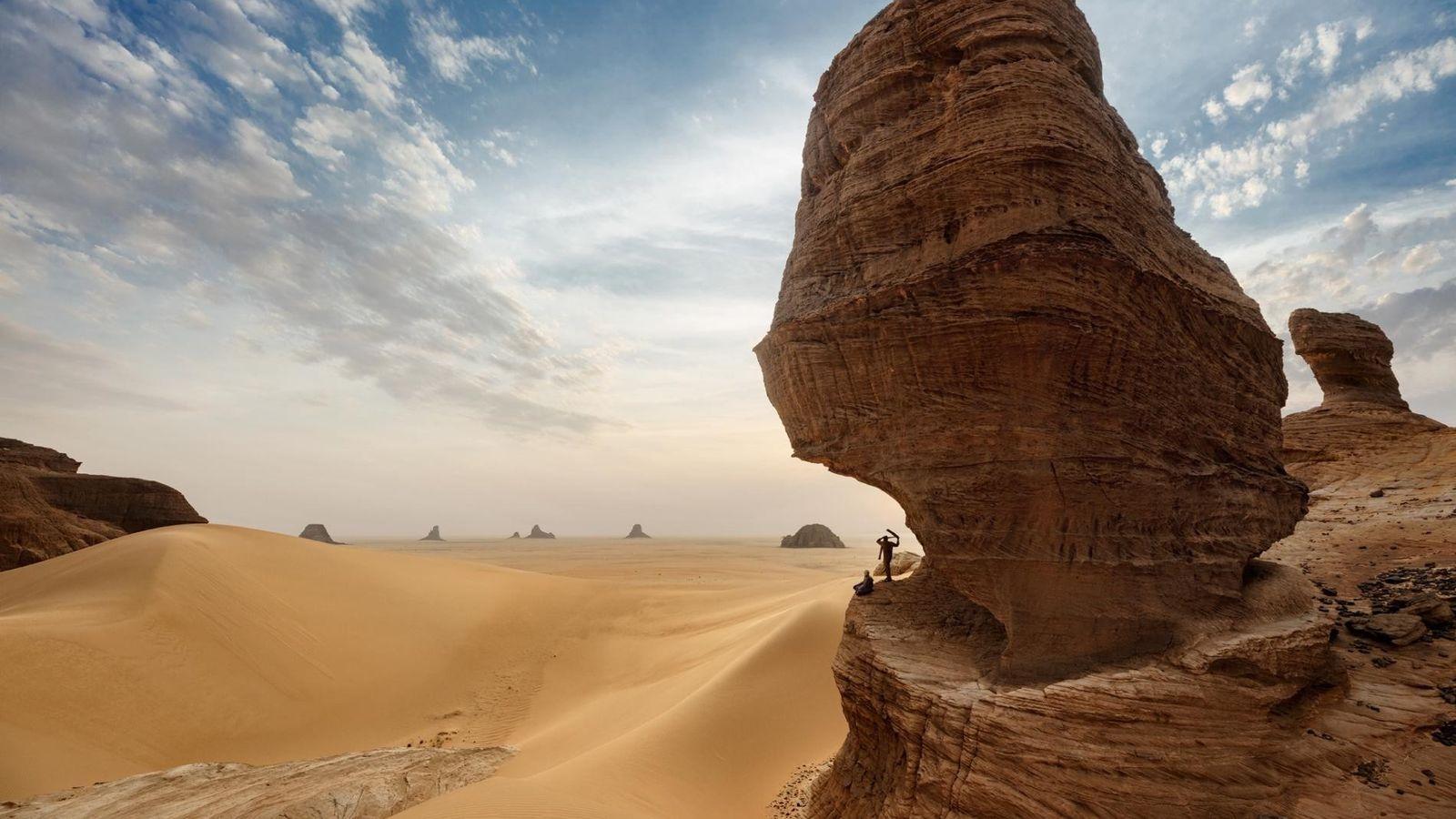 Reserva de Ennedi, Chad