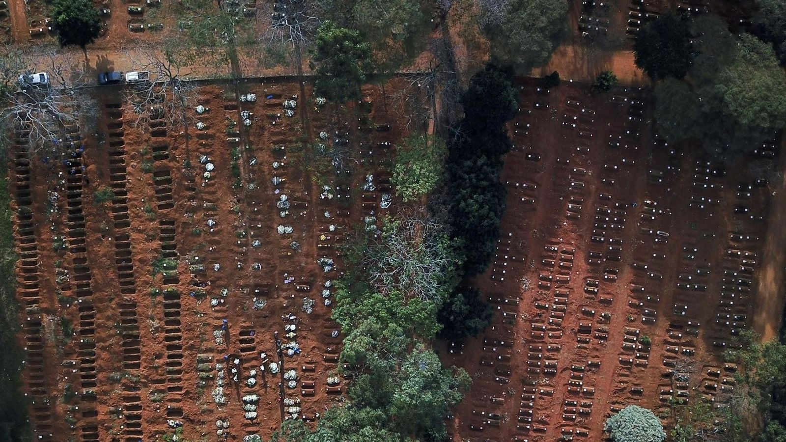 Cementerio deVila Formosa