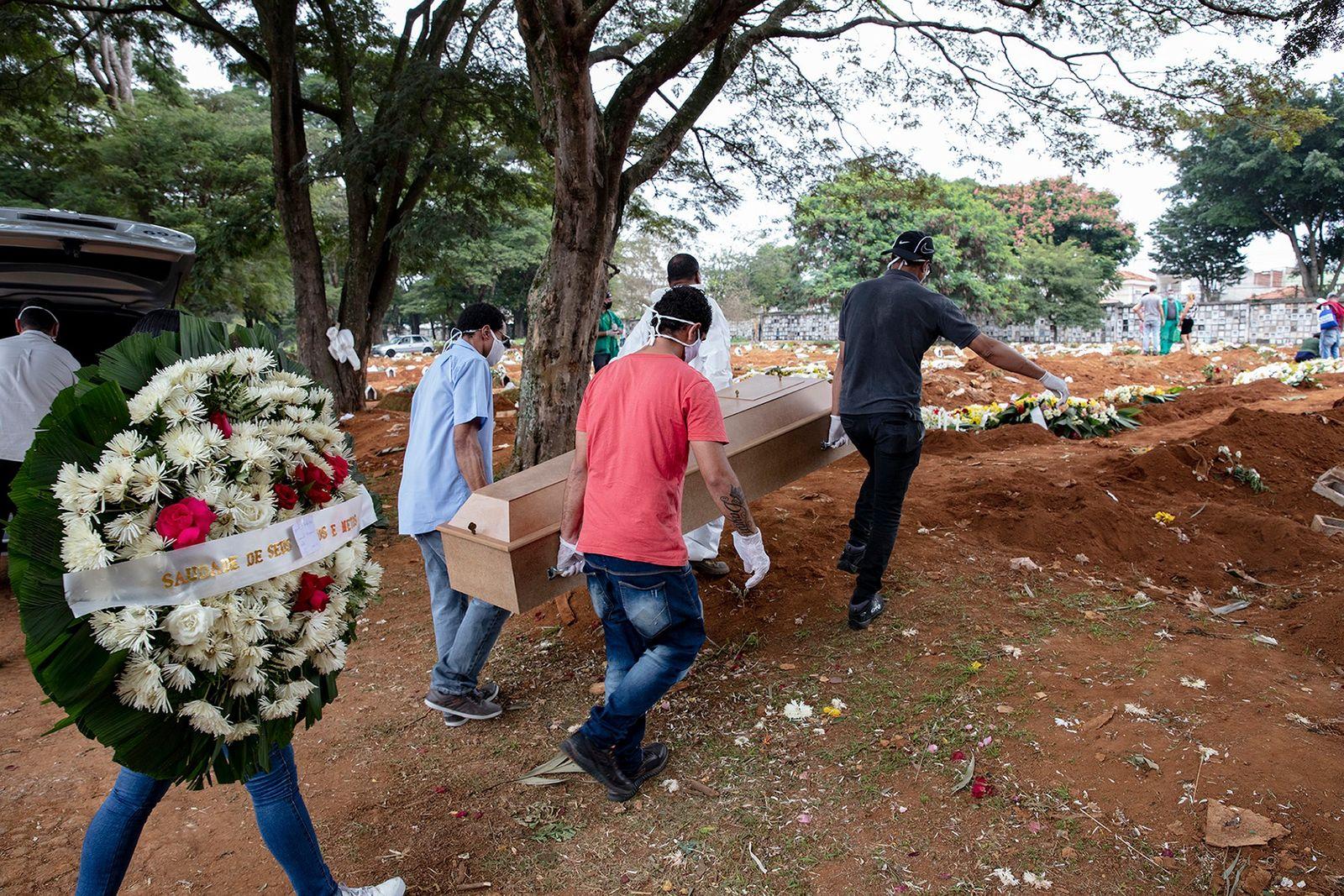 Funeral de Manoel Joaquim da Silva