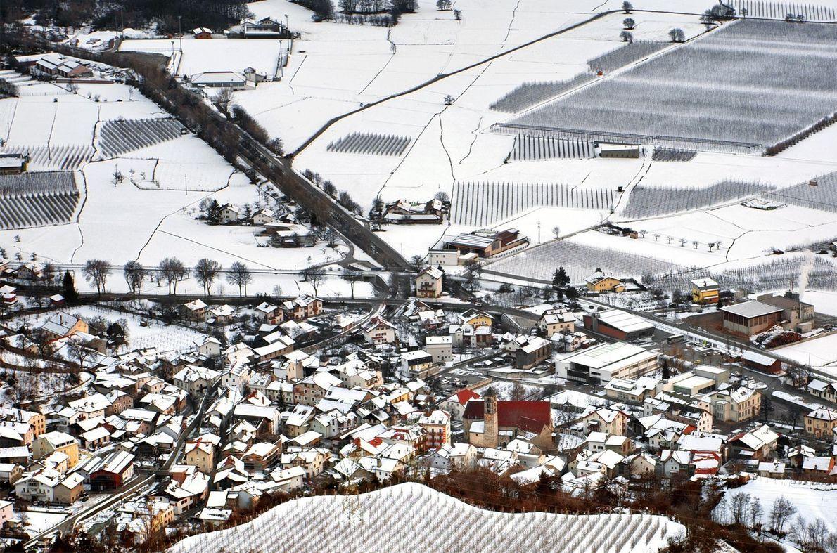 Sluderno, Italia