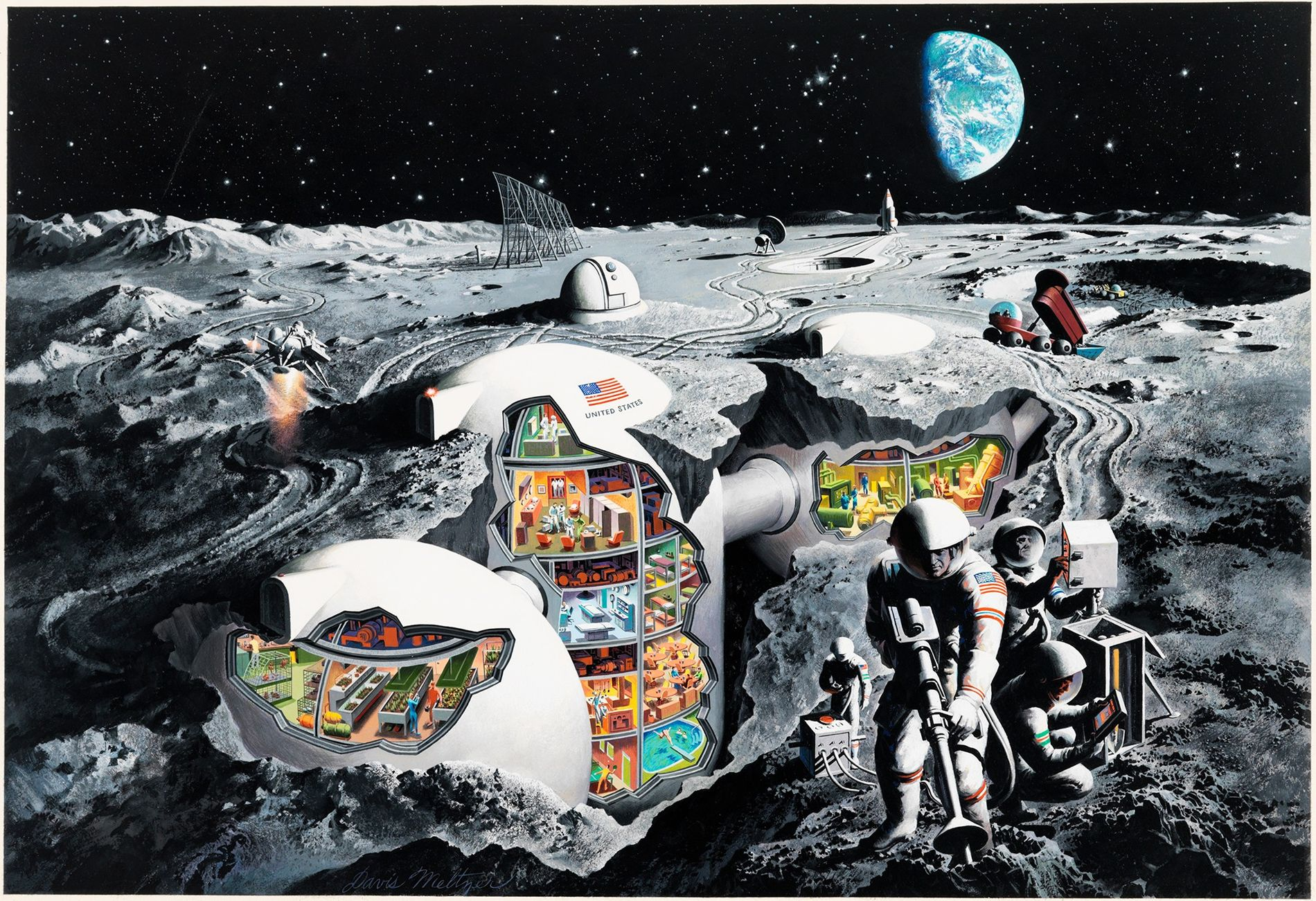 Puesto lunar