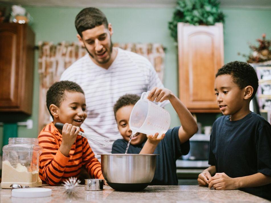 Cocina con tus pequeños chefs con estos trucos científicos