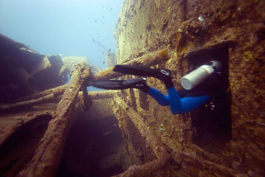 Mar Rojo, Egipto.