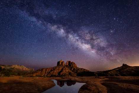 Los mejores lugares del mundo para contemplar las estrellas