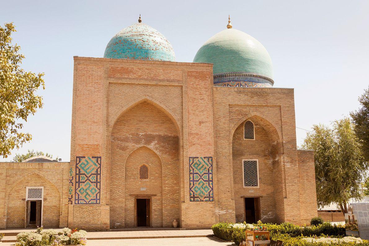 Centro histórico de Shakhrisyabz, Uzbekistán