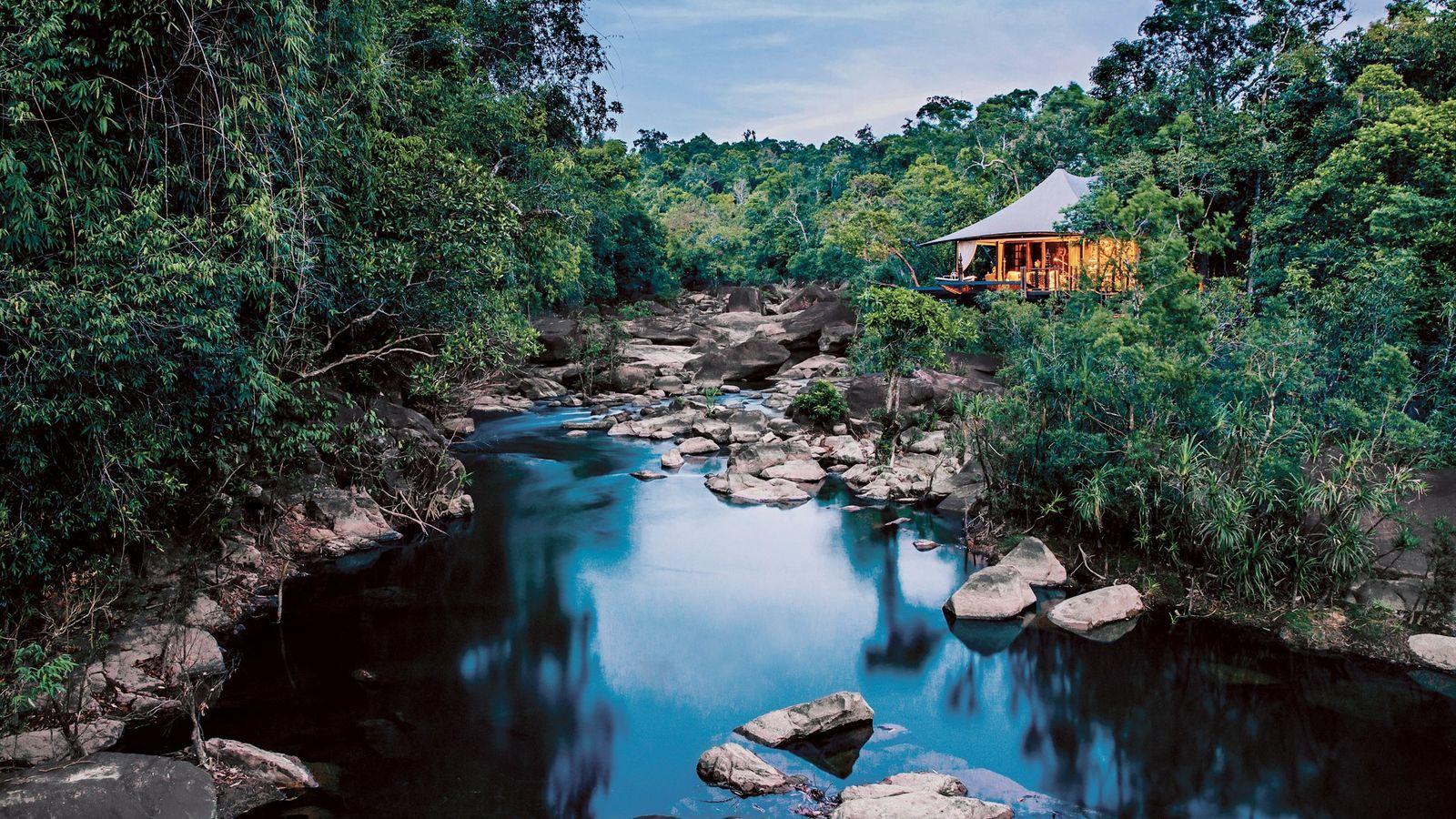 Shinta Mani Wild, Camboya