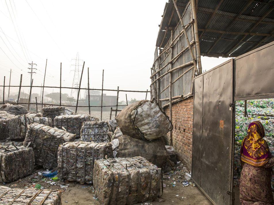 El transporte de desechos plásticos a países pobres será más difícil a partir de ahora