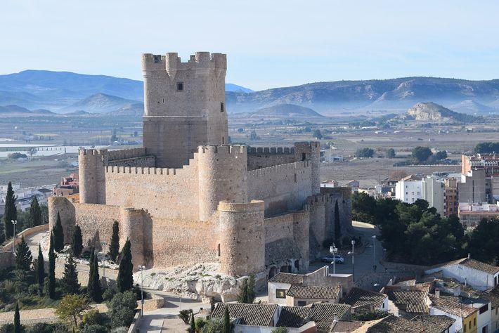 Castillo de la Atalaya Villena