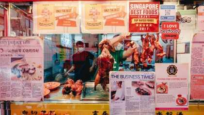 La icónica pero amenazada comida callejera de Singapur, Patrimonio Inmaterial de la Unesco
