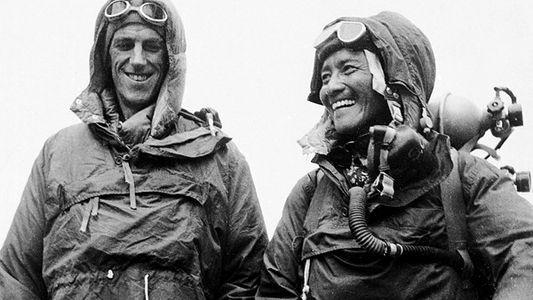 Coronando el Everest: la historia de Sir Edmund Hillary y Tenzing Norgay