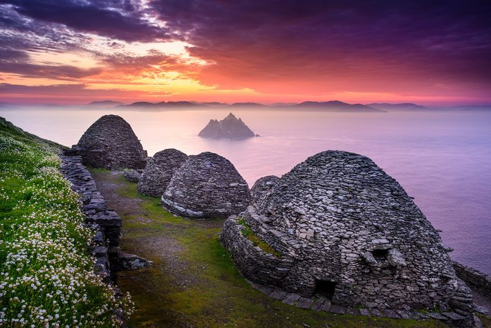 Skellig Michael y Little Skellig