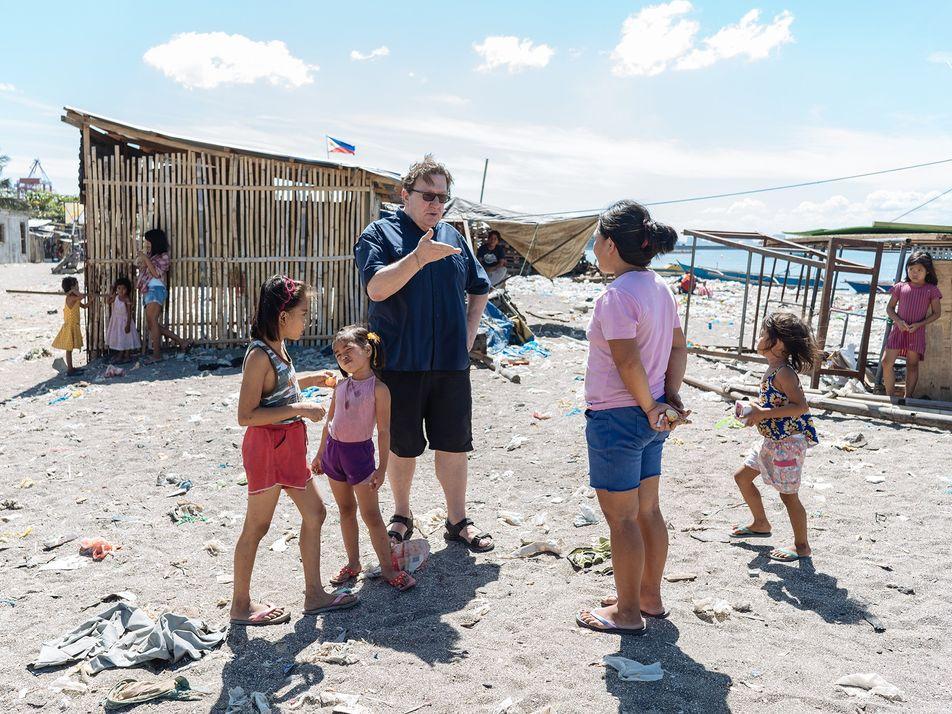 El turismo de barrios marginales en Manila
