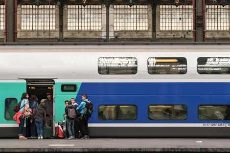Los mejores viajes en tren por Europa para familias