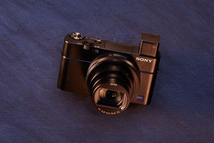 Cámara Sony RX100 VII