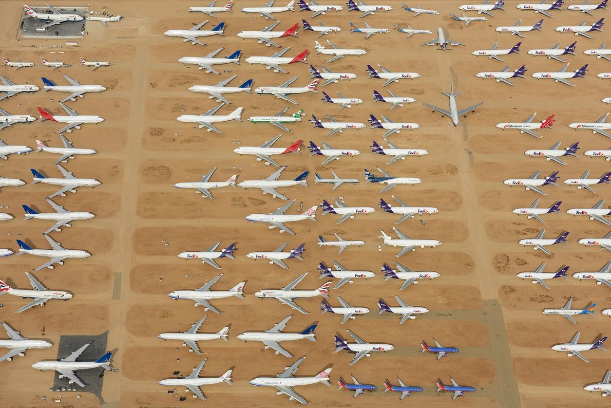 Aeropuerto de Logística del Sur de California