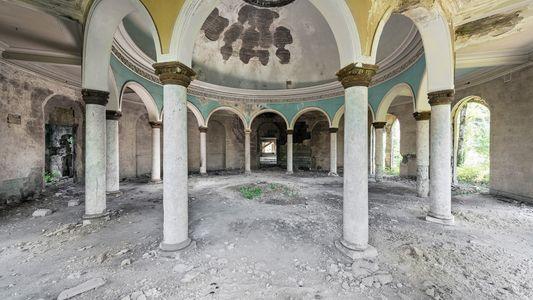 Un recorrido fotográfico por los antiguos balnearios soviéticos de Georgia