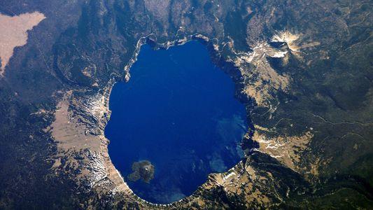 Así son los parques nacionales de Estados Unidos desde el espacio