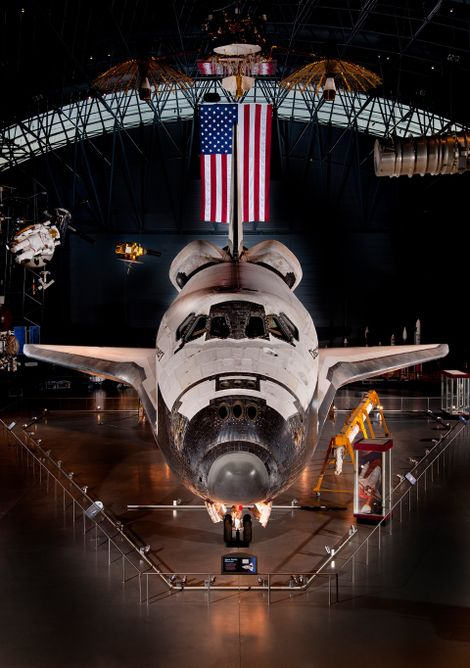 Museo Nacional del Aire y el Espacio del Instituto Smithsonian