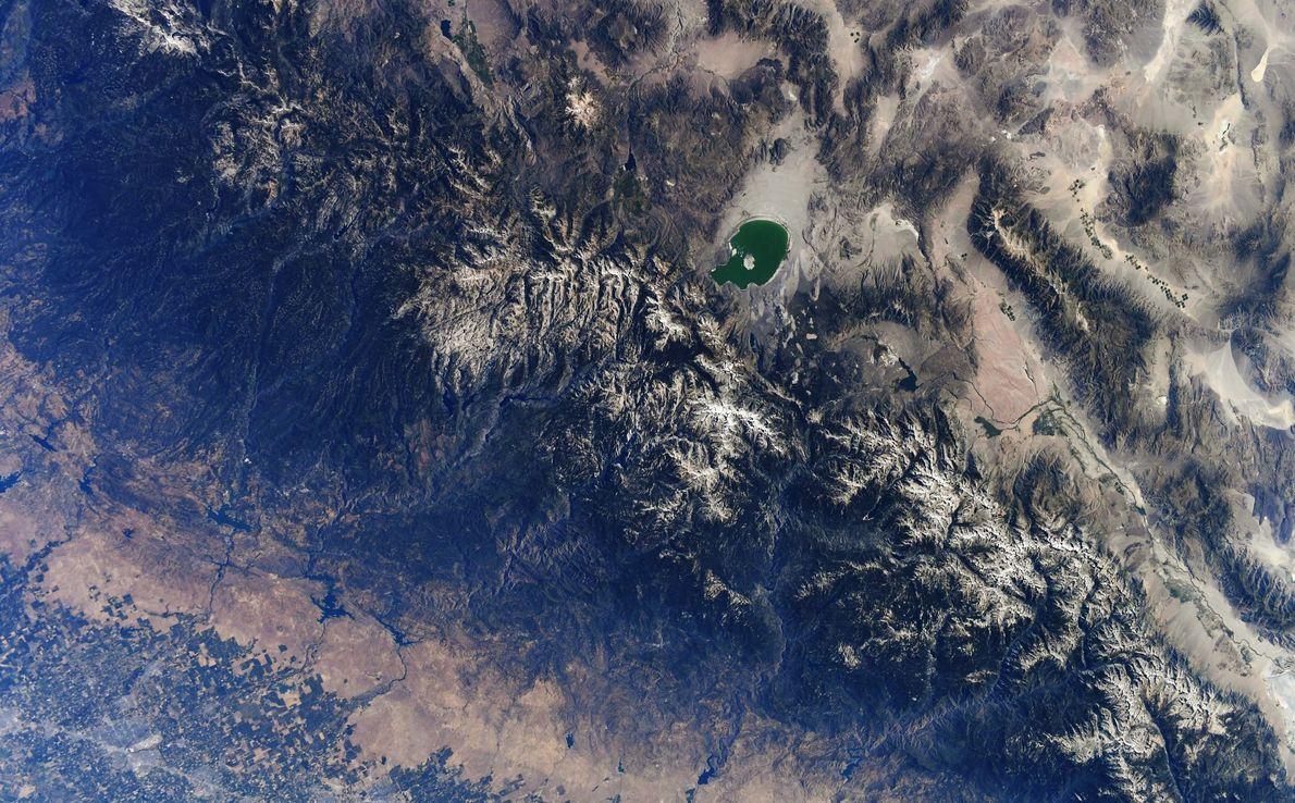 Parque nacional de Yosemite y lago Mono