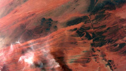 La Tierra fotografiada desde la Estación Espacial Internacional