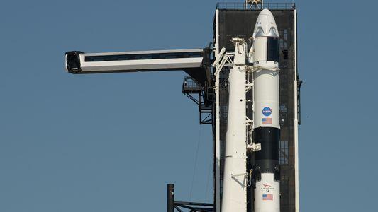 SpaceX hará historia con su misión tripulada a la Estación Espacial Internacional