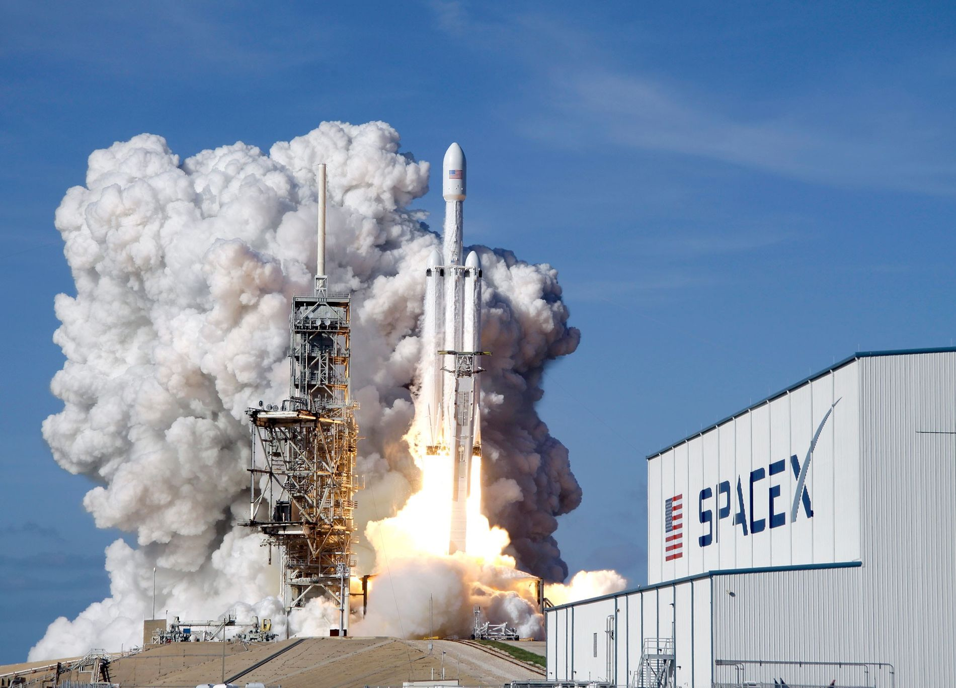 Falcon 9 de SpaceX