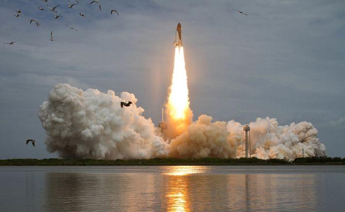 Transbordador espacial Atlantis