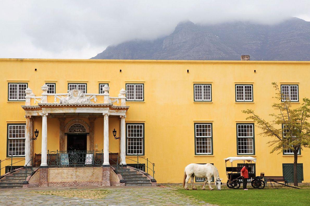 Castillo de Buena Esperanza, Sudáfrica