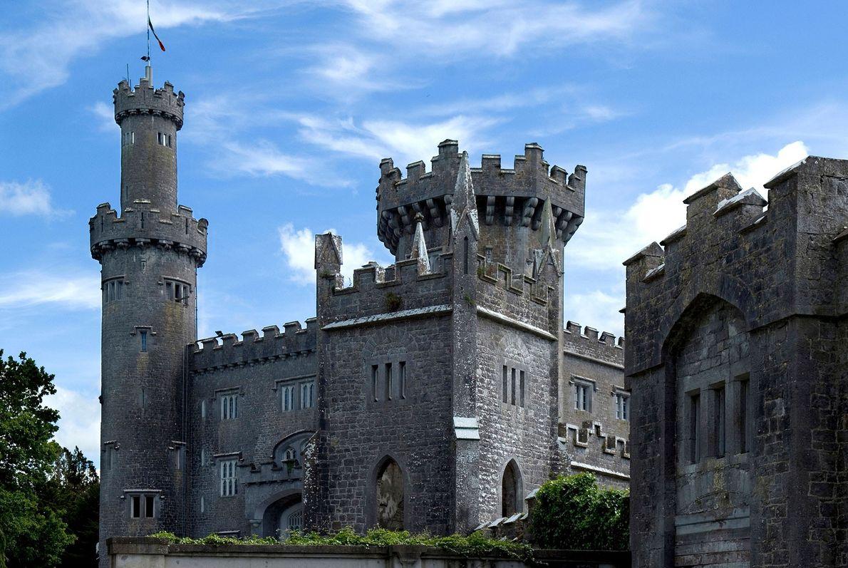 Castillo de Charleville, Irlanda