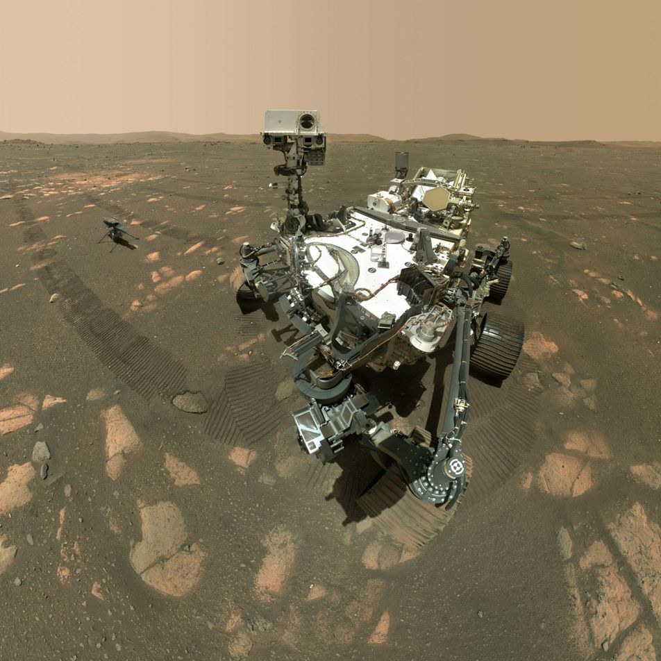 El 'Perseverance' recoge la primera roca marciana, un avance en la búsqueda de vida alienígena