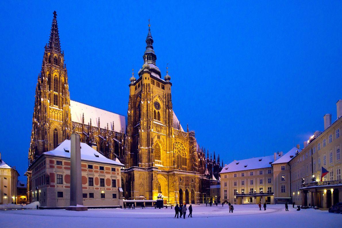 Castillo de Praga
