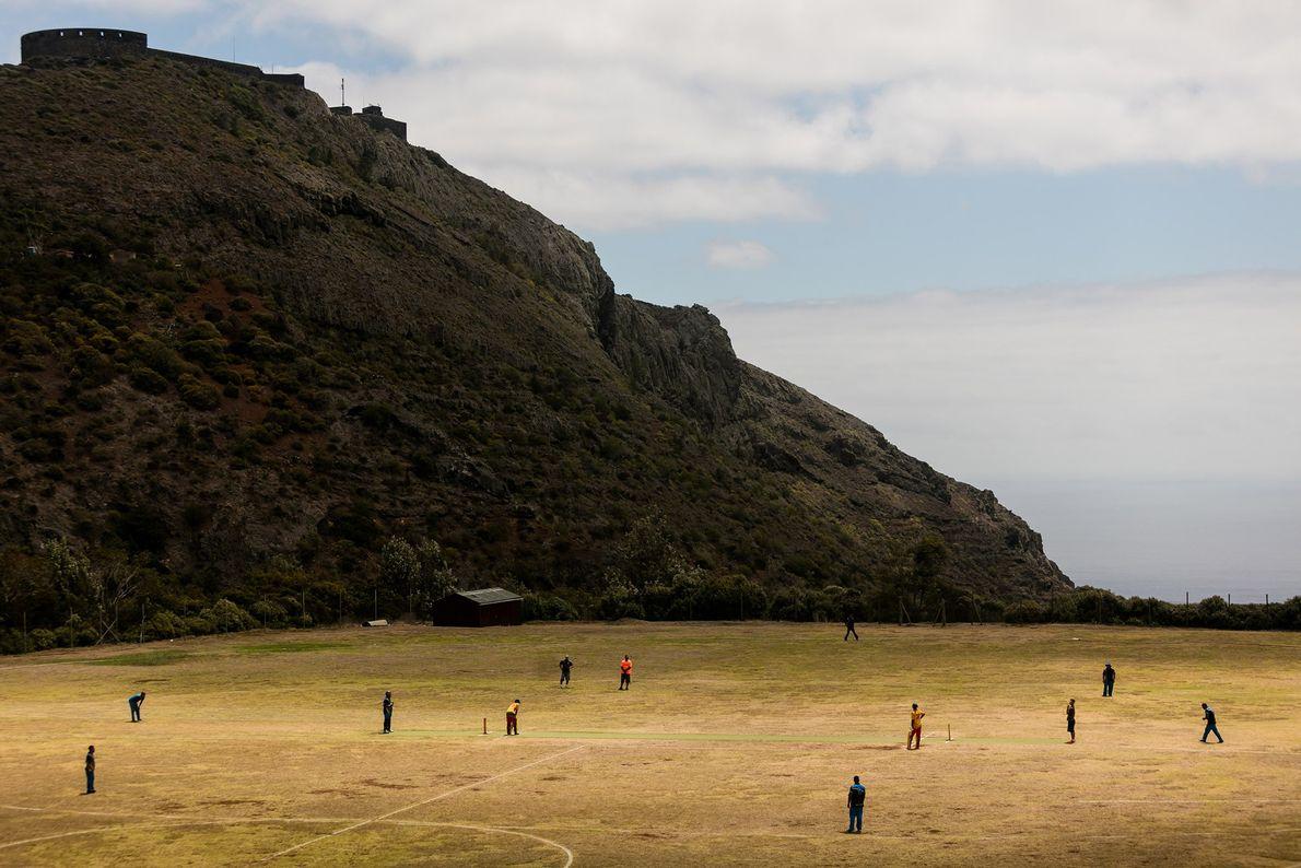 Partido de críquet