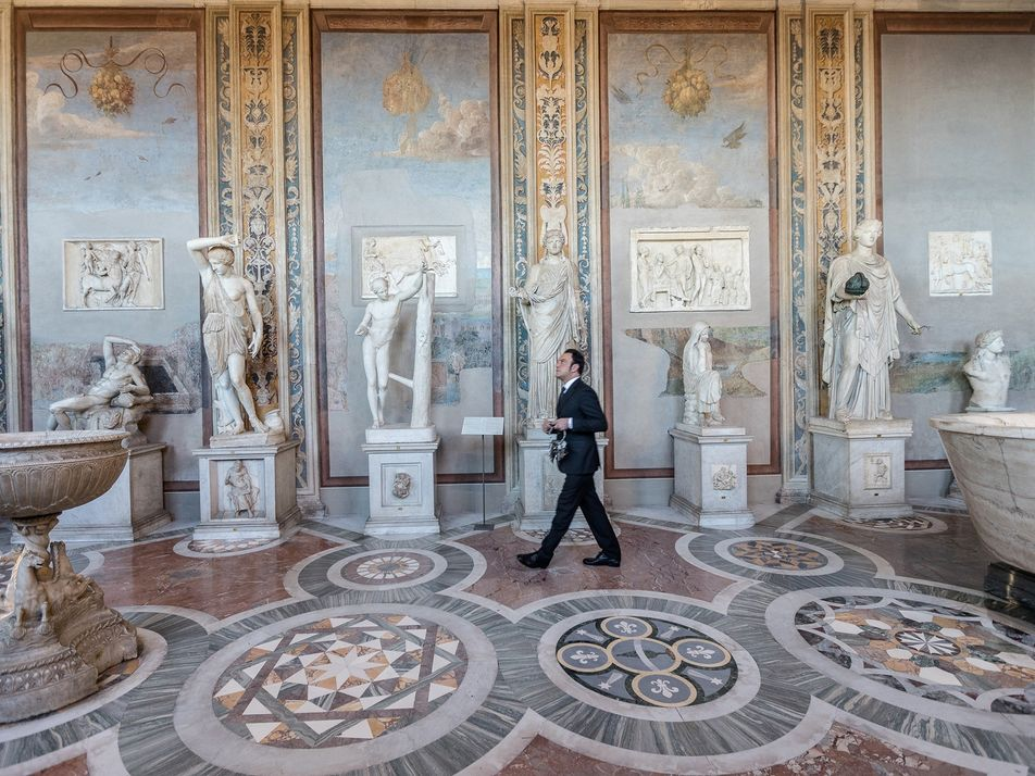 El clavigero del Vaticano