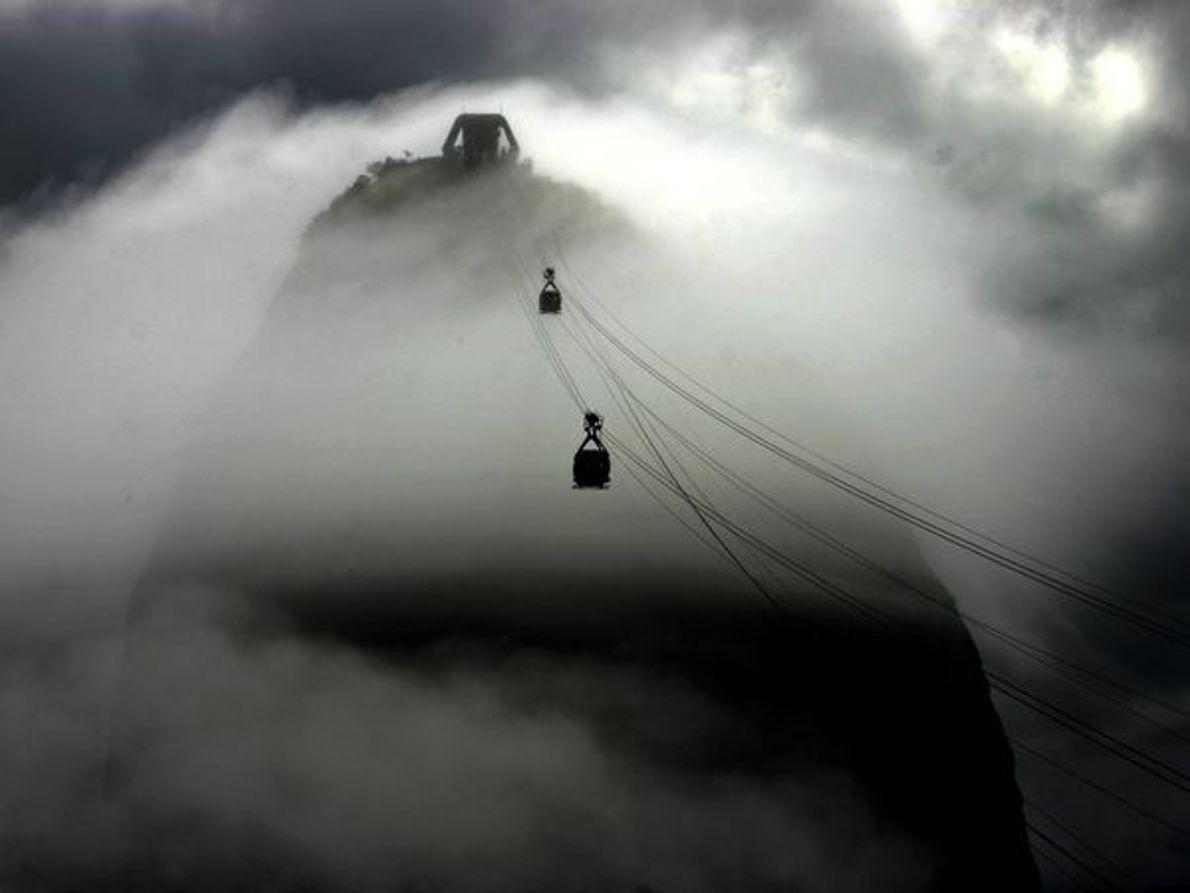Teleférico a la Montaña Pan de Azúcar