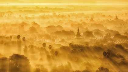 21 fotografías que capturan la belleza del amanecer y el atardecer