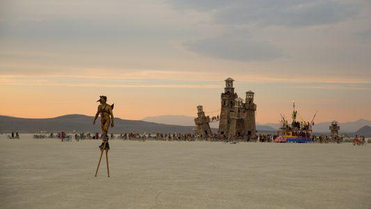 Estas fotografías revelan el lado más salvaje de Burning Man