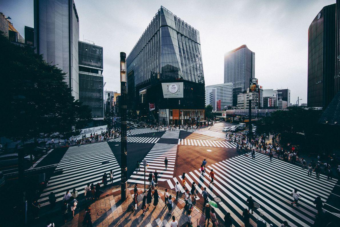 Ginza, Tokio