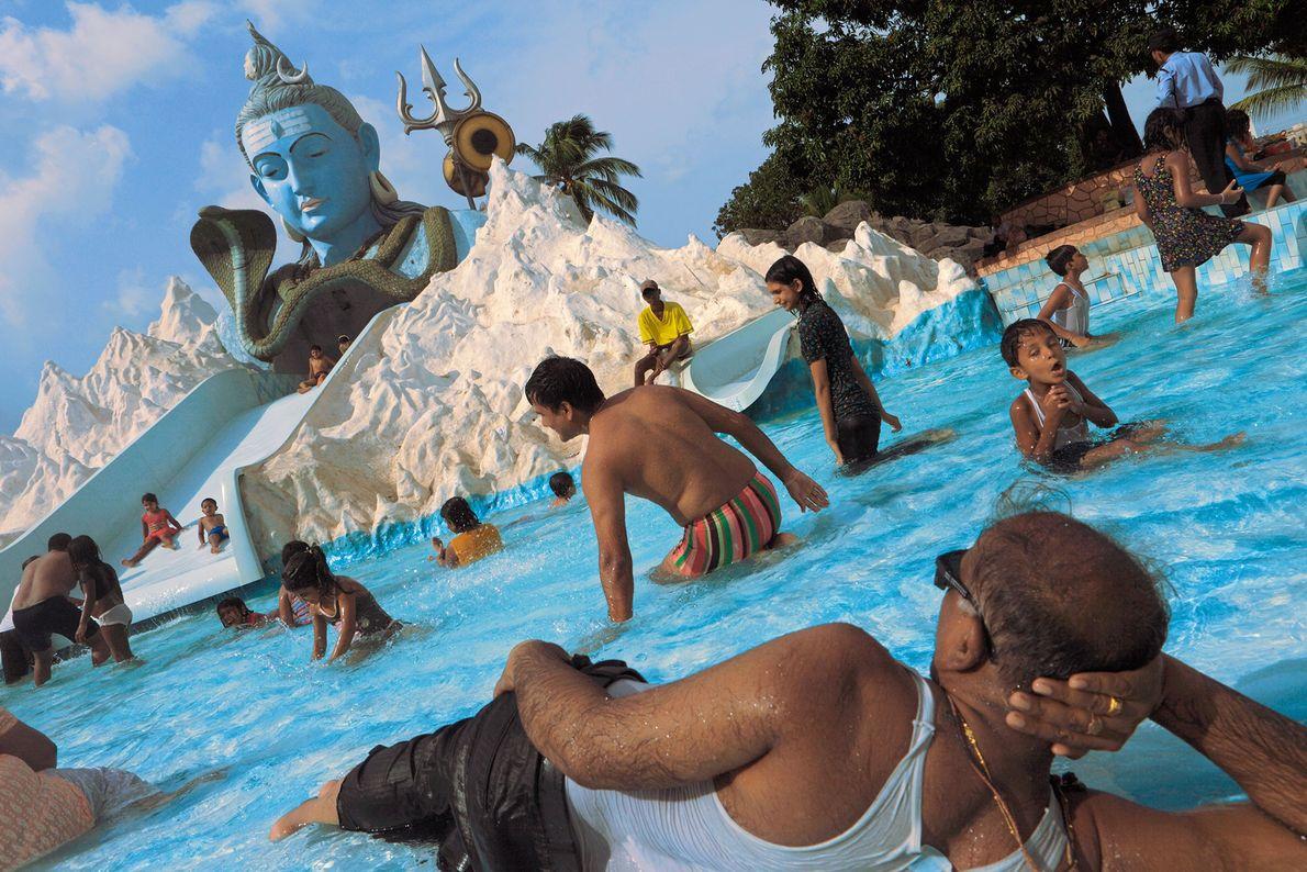 Parque acuático de Suraj
