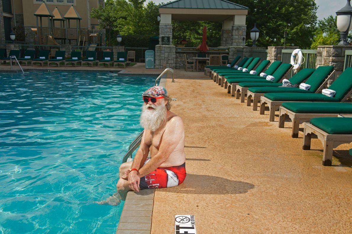 Santa Claus profesional