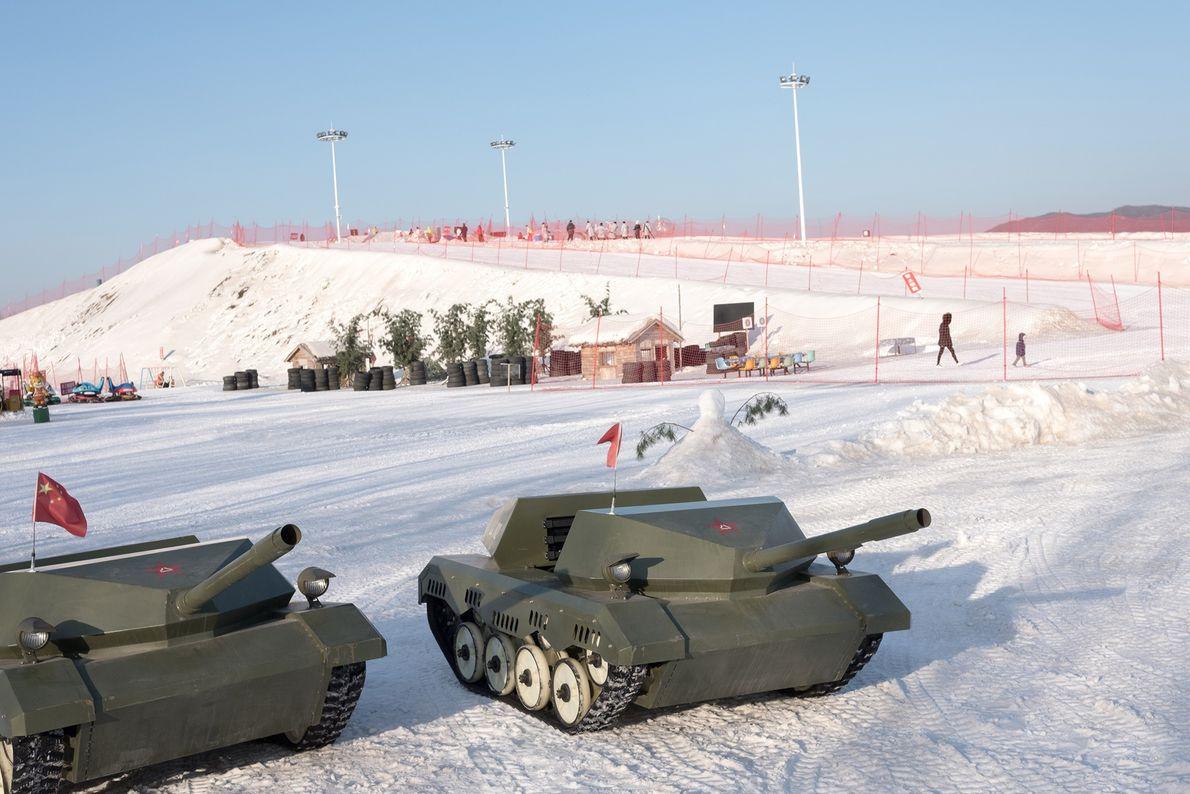 Tanques de juguete